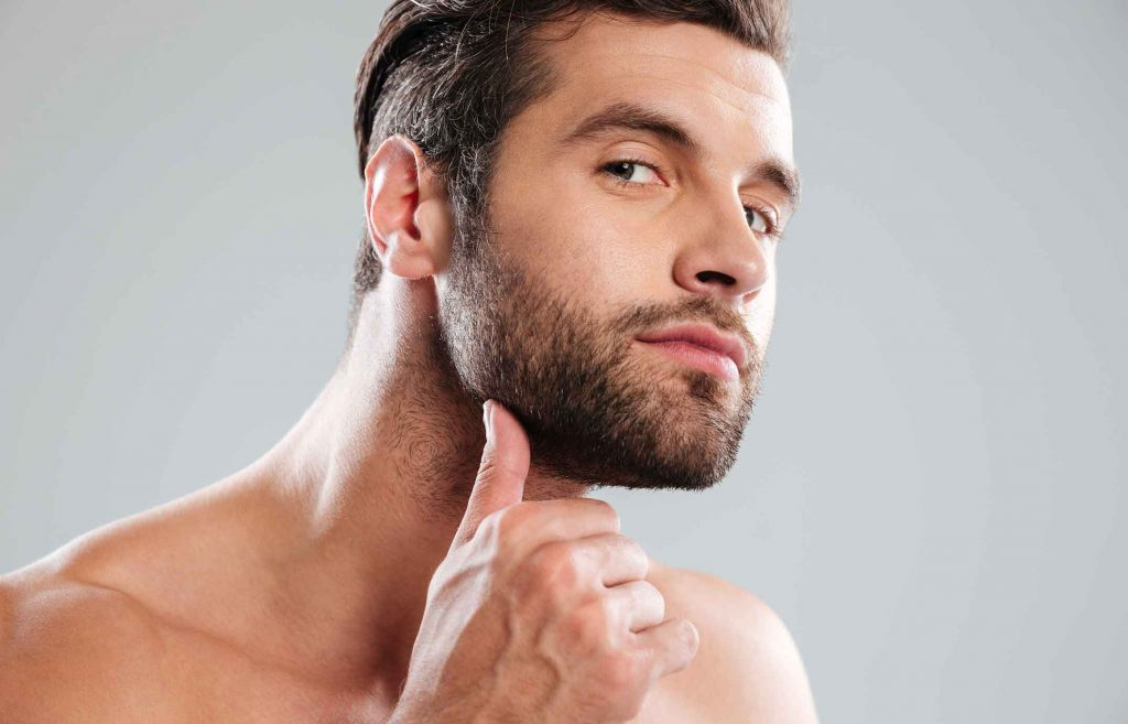 Barbe peu peuplée : solutions et styles