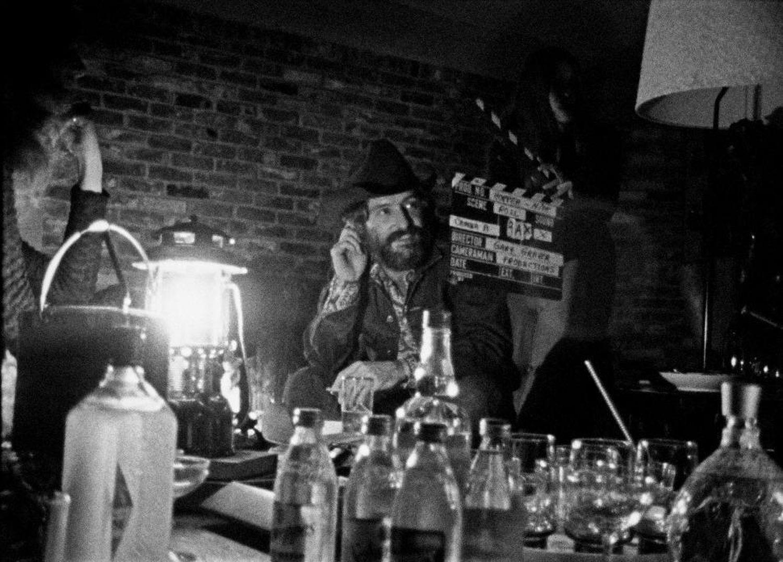Dennis Hopper, dans le documentaire «Hopper / Welles», présenté en première au Festival du film de Venise.